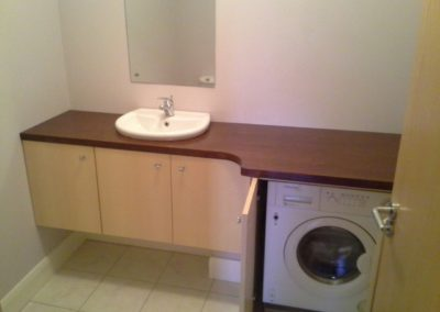 carpentry example - kitchen Unit