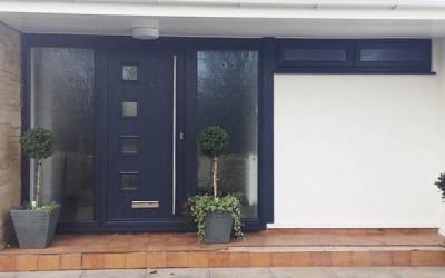 carpentry Example - wakefield door
