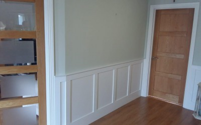 carpentry Example - wall panelling2