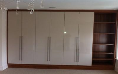 carpentry Example - wardrobe
